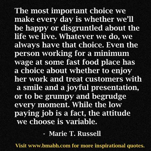 happiness is a choice quotes image