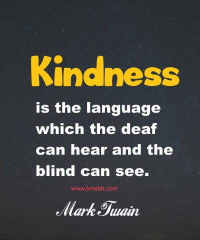 Inspirational kindness quotes images 1 from www.bmabh.com#Be Kind