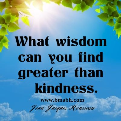 Inspirational kindness quotes images 4 from www.bmabh.com#Be Kind