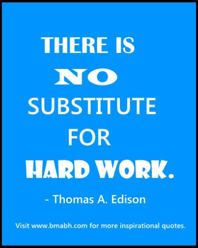inspirational hard work quotes to inspire you work hard