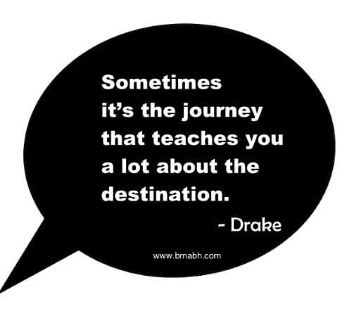 Inspirational Drake Quotes at www.bmabh.com