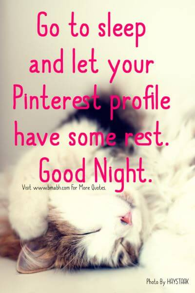 Funny Good Night Quotes For Him Or Her Images On www.bmabh.com-Good Night messages