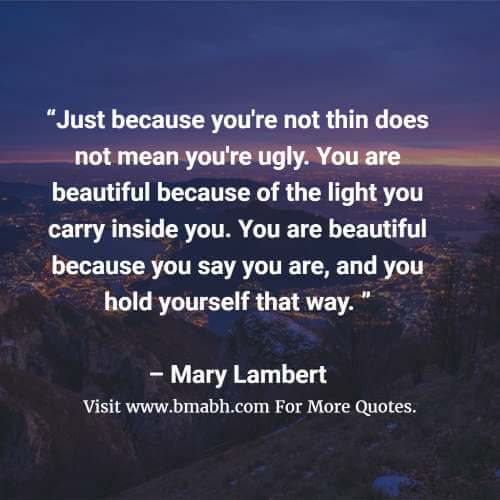 You Are Beautiful Quotes For Him Or Her